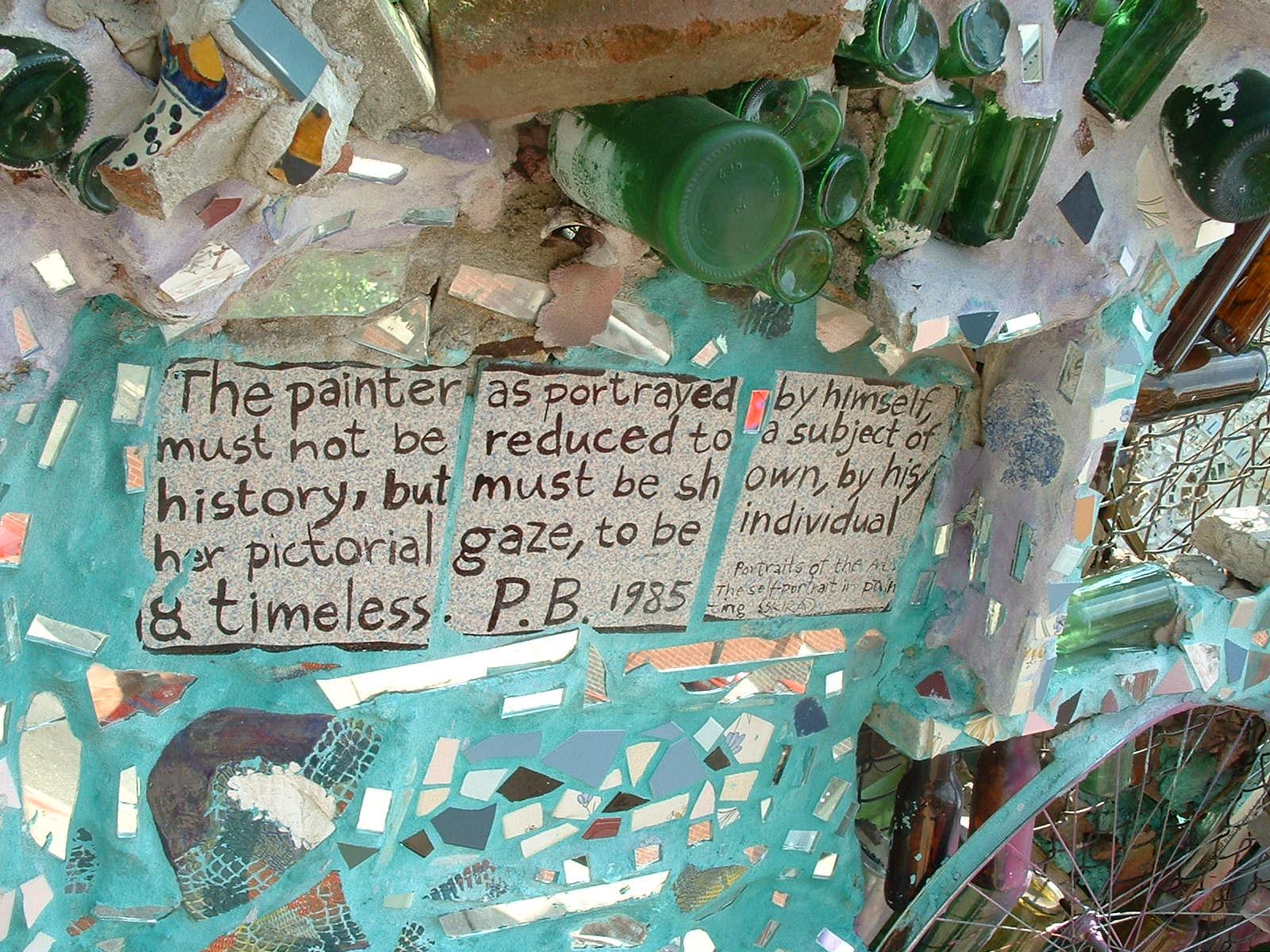 JUST COOLadventure in design magic garden mosaic madness