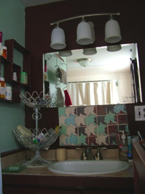 House sale mirror