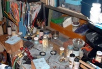 Lampworking and some torch enameling