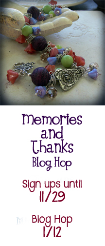 Beads: Placekeepers in the Book of Memory