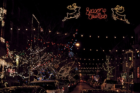 Philadelphia Holiday Traditions