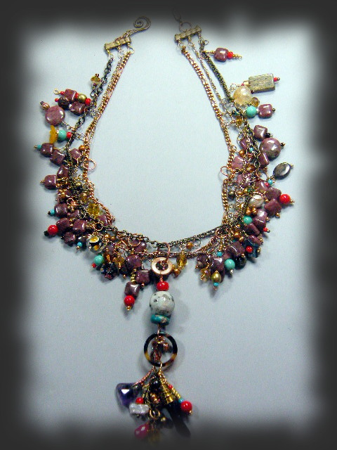Clasp Necklace