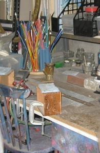 Lampworking Station