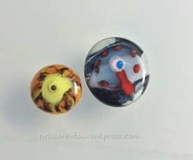 Fused beads with stringer stuffing