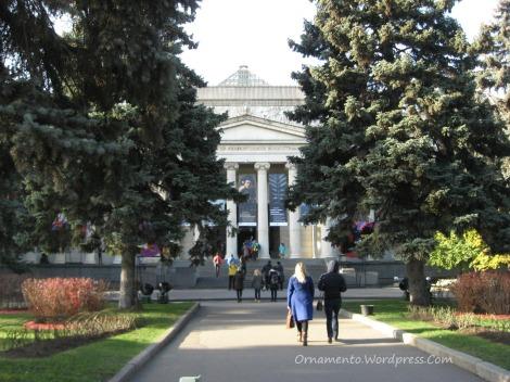 Pushkin Museum Moscow 59