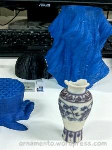3D printed 2