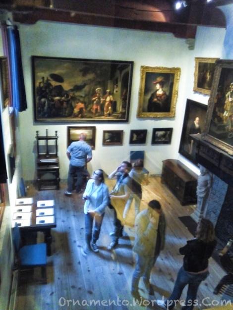 21.Rembrandt Huis display