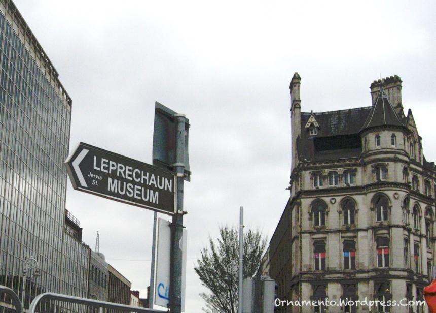 6.Leprechaun MuseumSignDublin