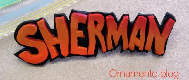 Sherman'sNameTag